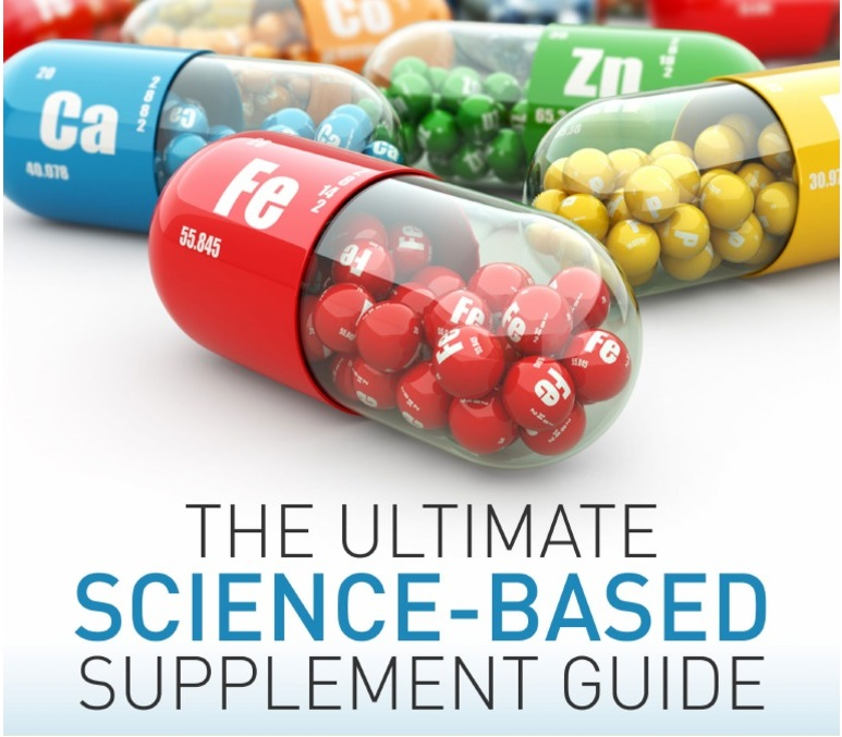 Supplement Guide - Gold Medal Supplements