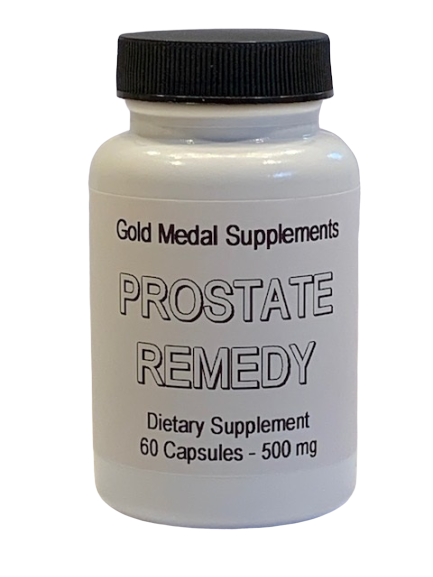 Prostate Remedy - Powerful help for BPH and enlarged prostate sufferers.