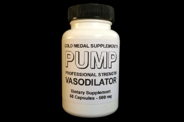 PUMP Ultimate Vasodilator