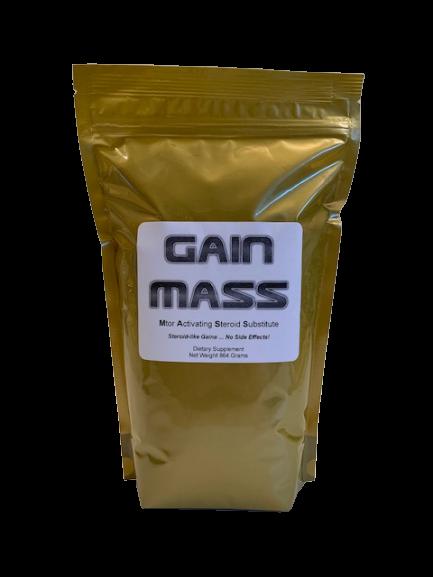 GAIN MASS Ultimate Anabolic