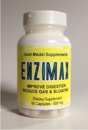 ENZIMAX - Powerful Digestive Aide Product!